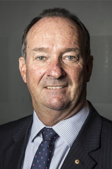 Former deputy prime minister and Nationals leader Mark Vaile.