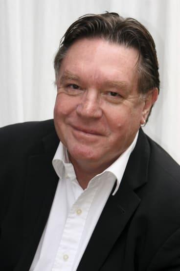 Actor and satirist Bryan Dawe.