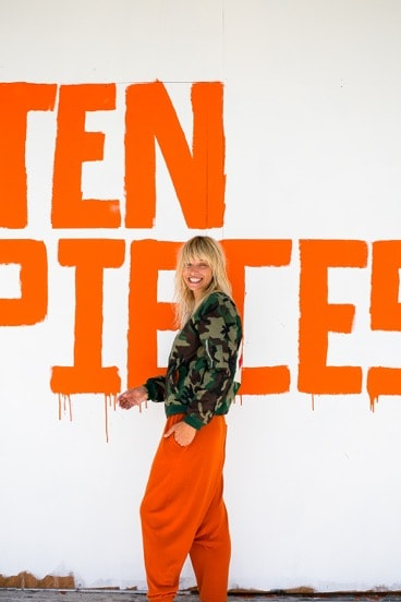 The Ten Pieces pop-up will remain in Bondi until all stock sells out.