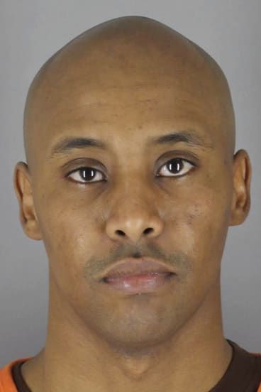 Minneapolis Police officer Mohamed Noor, after he turned himself in to the Hennepin County Jail.