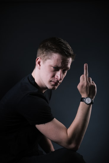 Daniel Sloss is happy to intentionally offend.