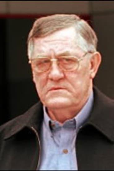 "Graham ""The Munster"" Kinniburgh."