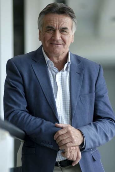 ABC journalist Barrie Cassidy targeted by the Coalition.