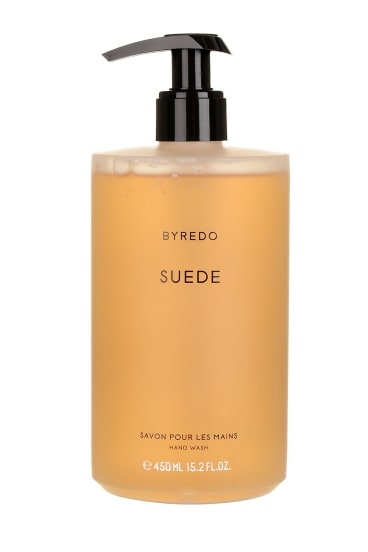 The famed Byredo Suede Hand Wash sells for $66
