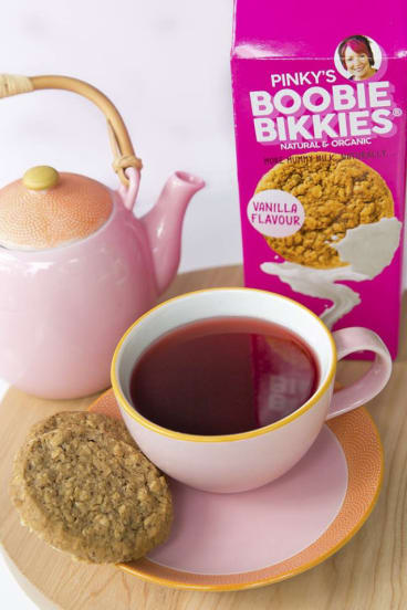 Boobie Bikkies have taken off.