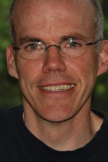 Environmentalist Bill McKibben.