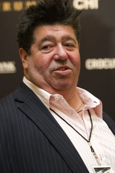 Music promoter Rob Goldstone.