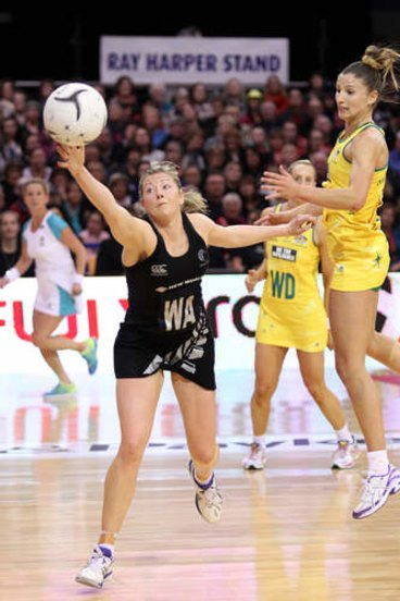 Silver Ferns Shut Down Diamonds In First Test