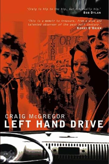 <i>Left Hand Drive</i> by Craig McGregor.