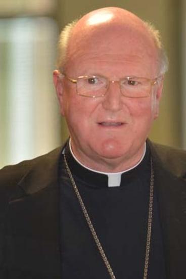 Archbishop Denis Hart.