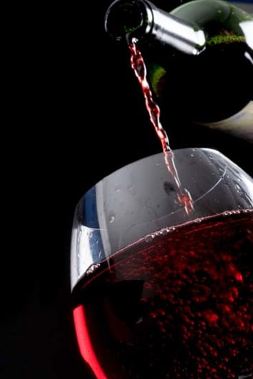 The supposed health benefits of red wine have been questioned.