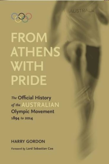 Harry Gordon's From Athens with Pride, published by University of Queensland Press,  was launched  this week. Booksellers will be stocking the book  from July 28.