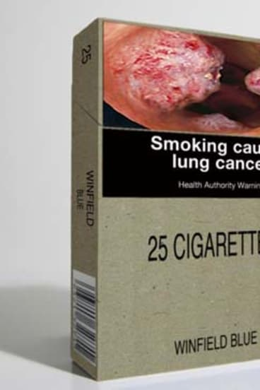 "Legal allegations ... Ukraine believes Australia's supplying cigarettes in plain packaging is ""an unnecessary obstacle to trade."""