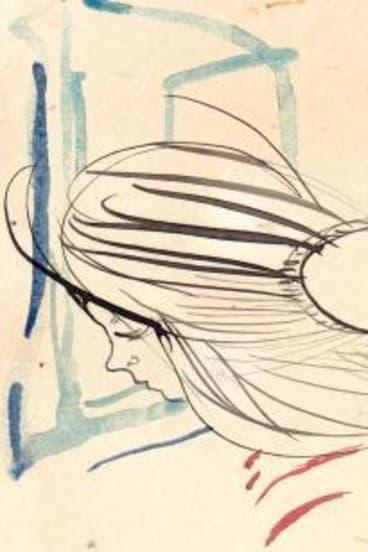 Illustration: Robin Cowcher.