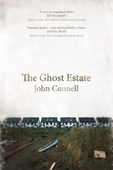 <i>The Ghost Estate</i> by John Connell.