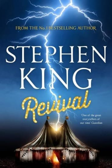 Evil: Stephen King's Revival.