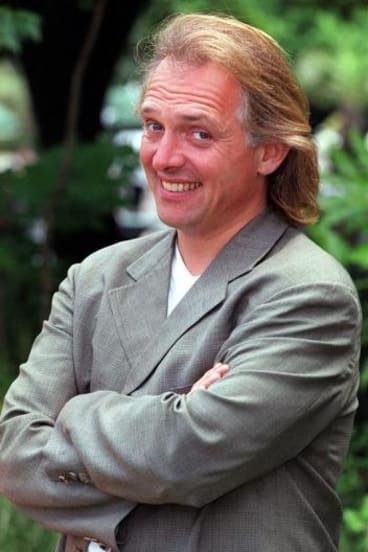 Rik Mayall in 1999.