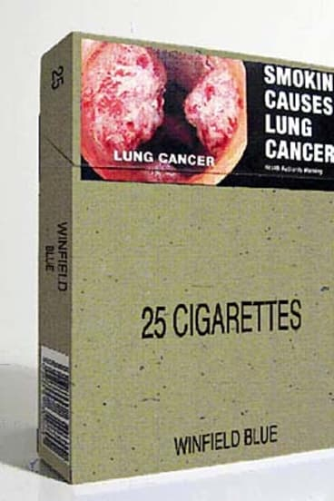 Tobacco companies are warning of a tidal wave of illegal tobacco just waiting to hit our shores if they are forced to move to plain packaging.