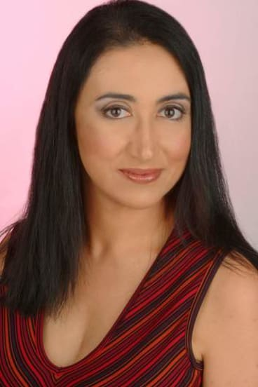 Melbourne-based romance writer Nicola Marsh.