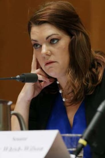 """Not only is this a breach of international law, it is dangerous and puts people's lives at risk"": Greens immigration spokeswoman Sarah Hanson-Young."