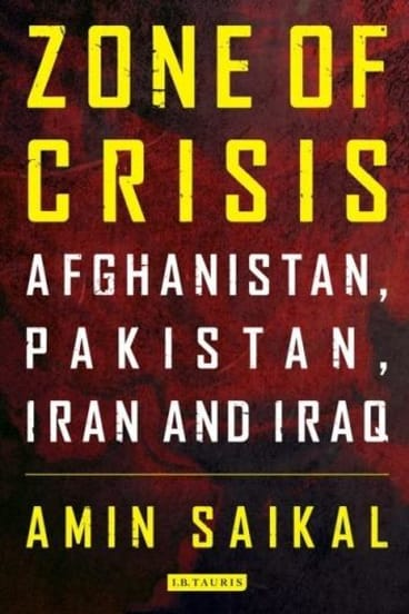 Zone of Crisis - Amin Saikal