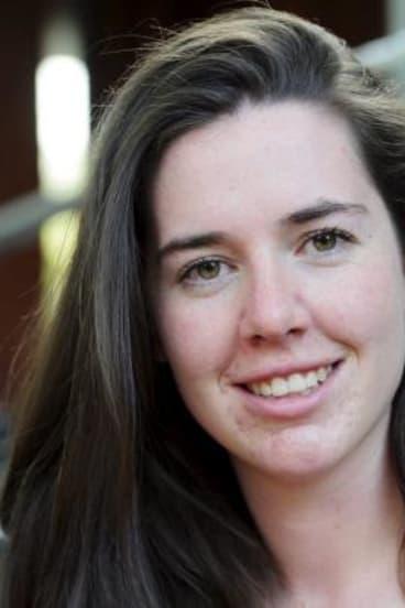Rose McGowan, 24, of Turner.