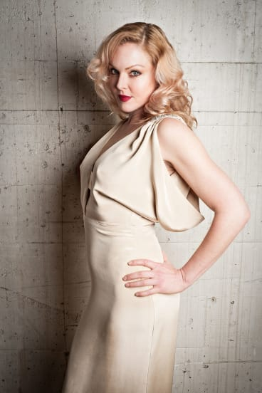 """""""I'm tall, I'm independent but I'm very friendly and very polite. I don't show up and punch someone in the face"""": singer Storm Large."""