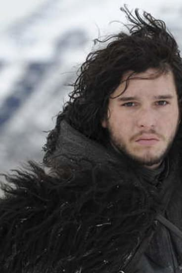 As Jon Snow in <i>Game of Thrones</i>.