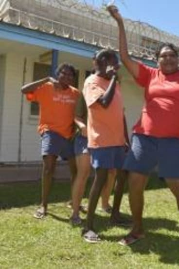 Cell-block celebration: Turning life stories into music from Berrimah Prison makes for a must-see documentary.