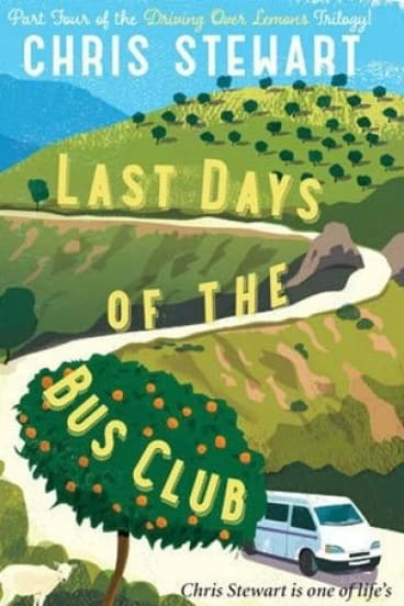 <i>Last Day of the Bus Club</i>, by Chris Stewart.