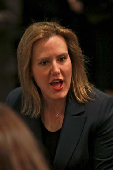 Liberal MP for Higgins Kelly O'Dwyer may be promoted.