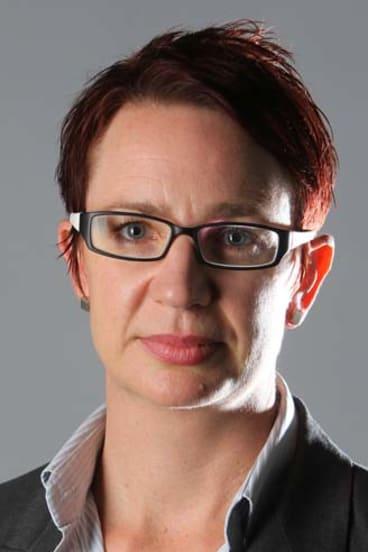 Ruth Pollard.