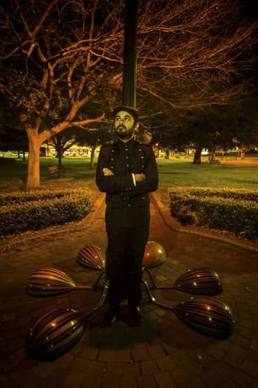 Effervescent: musical souls shine on Joseph Tawadros's collaborative album.
