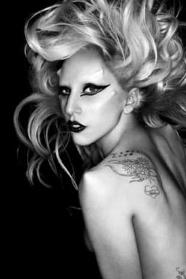 Electro-metal pop opera ... Lady Gaga.