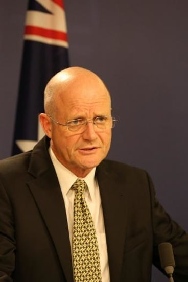 "Senator David Leyonhjelm says if Tony Abbott is the ""captain"" of ""Team Australia"", he doesn't want to be part of it."