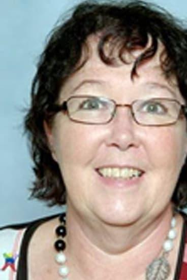 Harlaxton principal Leonie Hultgren.