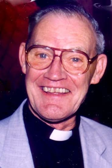 Former bishop of the Maitland-Newcastle diocese: Leo Clarke.