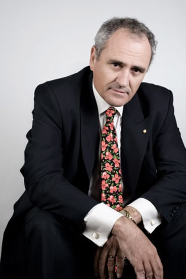 Dr Ken Henry. <i>Photo:  Louie Douvis</i>
