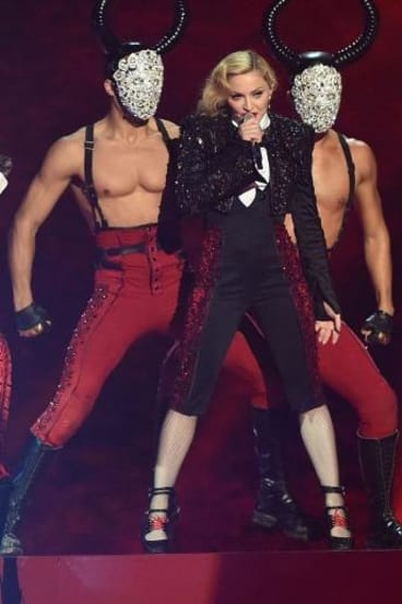 Madonna's Rebel Heart tour commences in August.