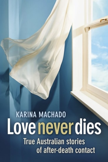 Solace: Love Never Dies by Karina Machnado.