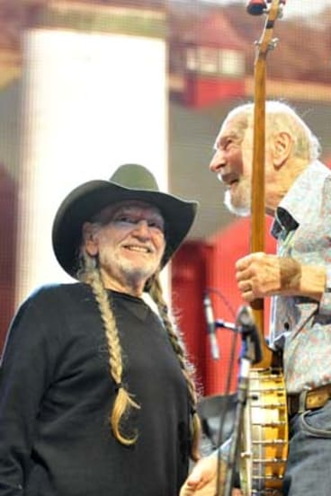 pete seeger songwriter and champion of folk music dies at 94. Black Bedroom Furniture Sets. Home Design Ideas