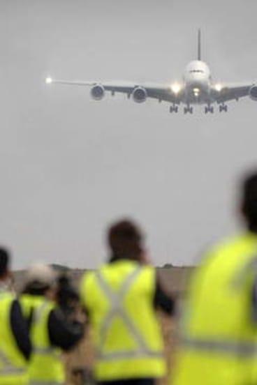 Flying high: Singapore is confident of its Australian progress.