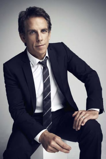 """Ben Stiller: """"My first love was older. There was that wonderful older woman, younger guy thing."""""""
