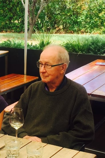 Ian Brooker expert in the Eucalypt species of trees