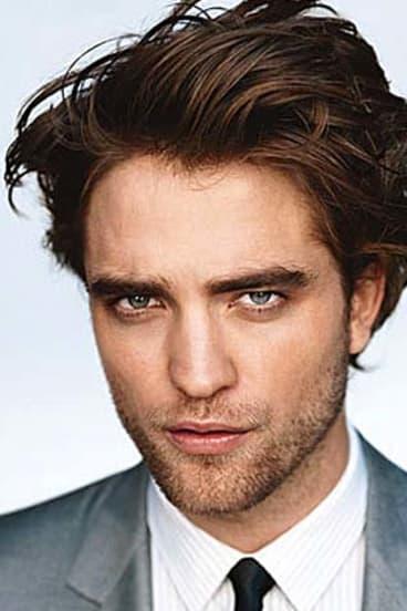 Casting a wide net: Robert Pattinson.