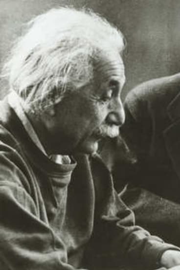 Myth buster ... Alan Chalmers looks at the impact of scientists such as Albert Einstein and Robert Oppenheimer.