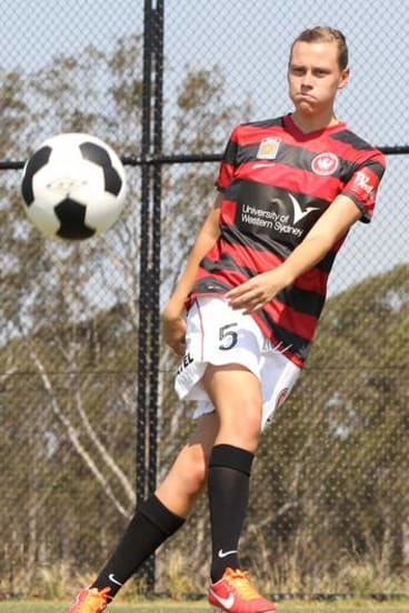 Western Sydney's Emily Van Egmond is hopeful of W-League success with the Wanderers.