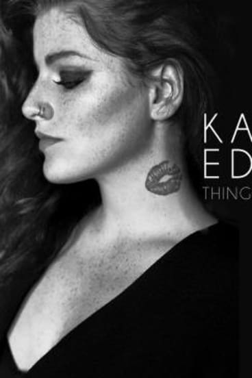 Changing face: Karise Eden.