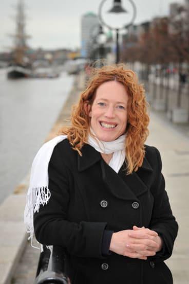 Karen McHugh.