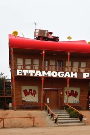 The Ettamogah Pub.
